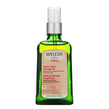 Купить Weleda Stretch Mark Massage Oil 100 ml