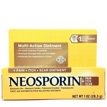 Купить Neosporin Multi-Action Pain - Itch- Scar Ointment 28.3 g