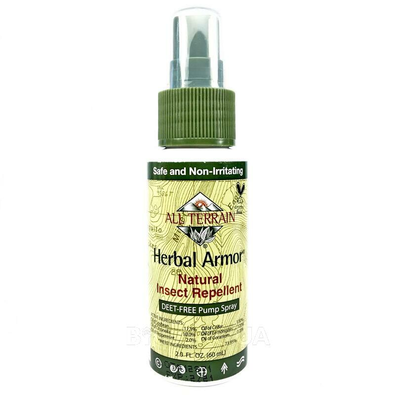 Herbal Armor Insect Repellant Spray 60 ml фото товара