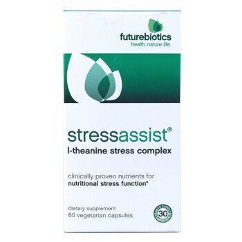 Купить FutureBiotics Stressassist 60 Vegetarian Capsules