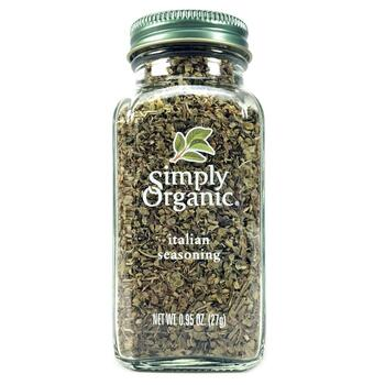 Купить Simply Organic Italian Seasoning 27 g