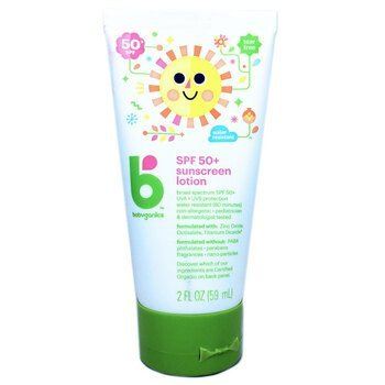 Купить BabyGanics SPF 50+ Sunscreen Lotion 59 ml