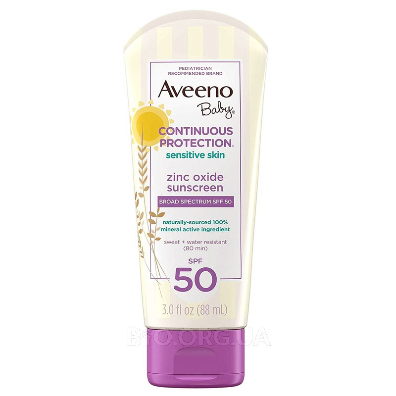 Baby Continuous Protection SPF 50 88 ml фото товара