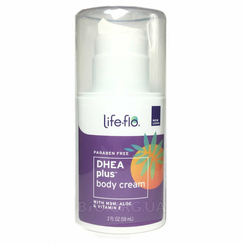DHEA Plus Highly Absorbent Body Cream 57 g фото товара