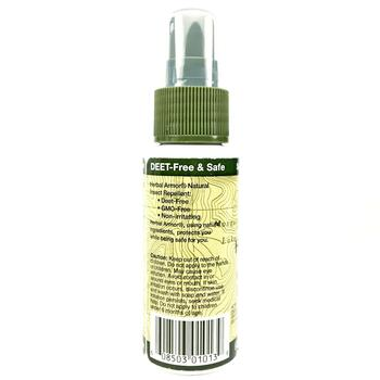 Herbal Armor Insect Repellant Spray 60 ml  фото применение