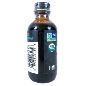 Organic Vanilla Extract 59 ml  фото применение